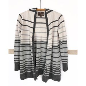 Fenn Wright Manson • Hooded Open Wool Cardigan